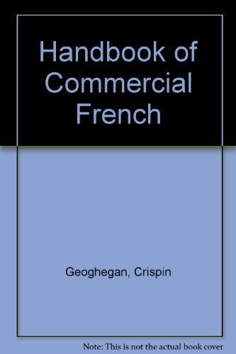 9780415002424: Handbook of Commercial French