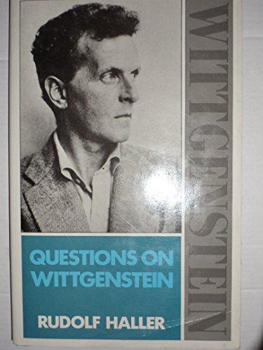9780415002998: Questions on Wittgenstein