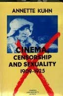 9780415003810: Cinema, Censorship and Sexuality, 1909-25 (Cinema and Society)