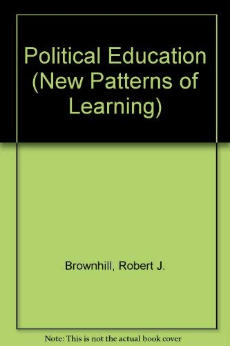 9780415005937: Political Education (New Patterns of Learning)