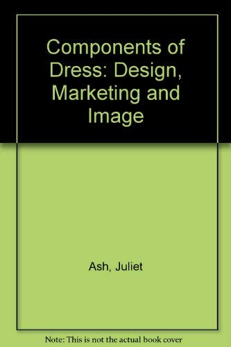9780415006477: Components of Dress: Design, Marketing and Image