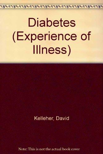 9780415007252: Diabetes (Experience of Illness)