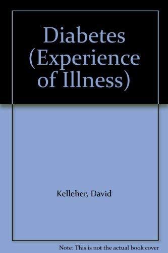 9780415007269: Diabetes (Experience of Illness)