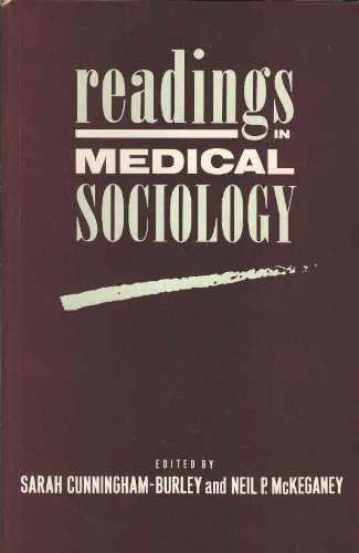 9780415008334: Readings in Medical Sociology