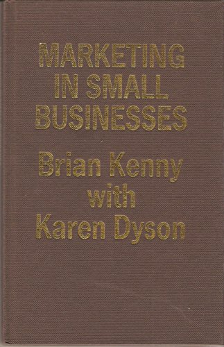 9780415009201: Marketing in Small Businesses (Routledge Library Editions: Small Business)