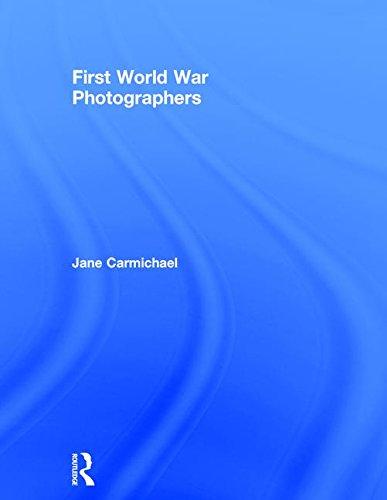 9780415010092: First World War Photographers