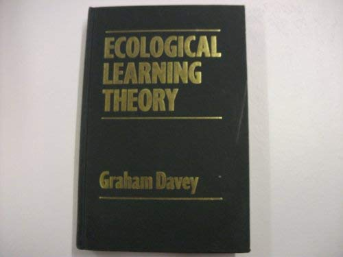 9780415011891: Ecological Learning Theory