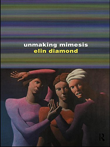 9780415012294: Unmaking Mimesis: Essays on Feminism and Theatre