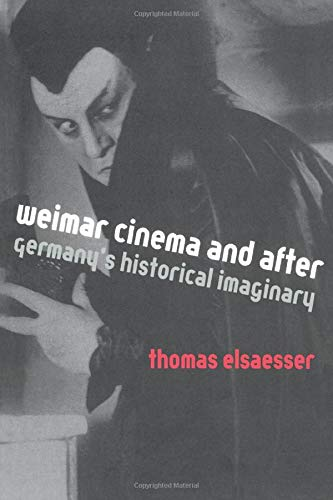 9780415012355: Weimar Cinema and After: Germany's Historical Imaginary