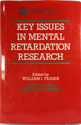 9780415013635: Key Issues in Mental Retardation Research