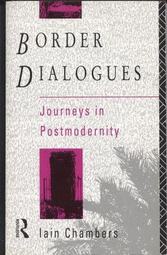 9780415013758: Border Dialogues:Jour Postmod (A Comedia Book)