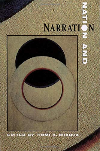 9780415014830: Nation and Narration