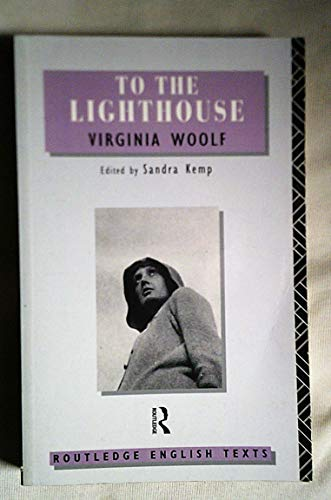 9780415016636: To The Lighthouse - V Woolf