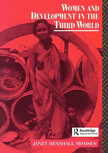 9780415016957: Women and Development in the Third World