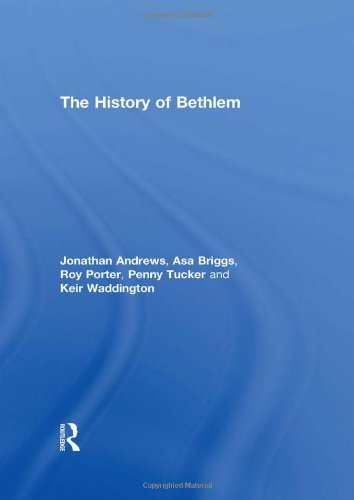 9780415017732: The History of Bethlem