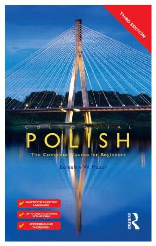 9780415018586: Colloquial Polish: The Complete Course for Beginners (Colloquial Series)