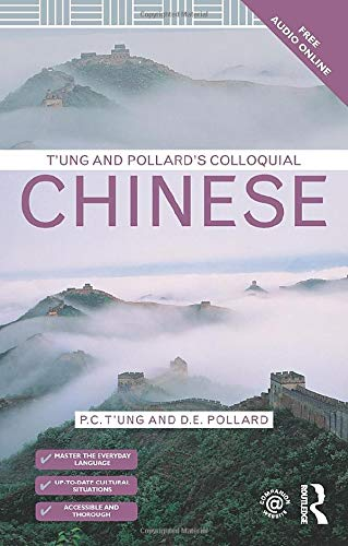 9780415018609: T'ung & Pollard's Colloquial Chinese