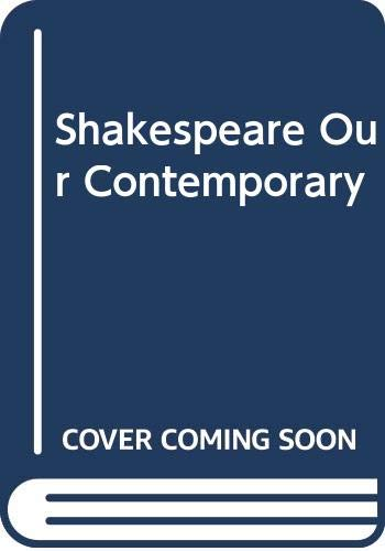 9780415018760: Shakespeare: Our Contemporary
