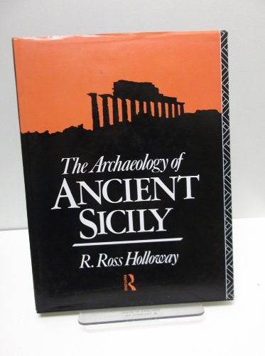 9780415019095: The Archaeology of Ancient Sicily