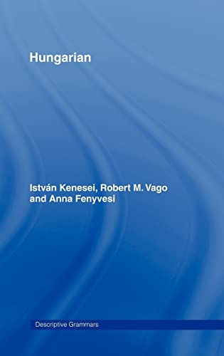 9780415021395: Hungarian
