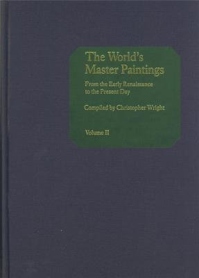 9780415022408: The World's Master Paintings: Catalogue and Location Index (2 Volumes)