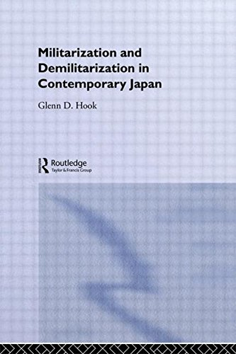 9780415022743: Militarisation and Demilitarisation in Contemporary Japan (Nissan Institute/Routledge Japanese Studies)