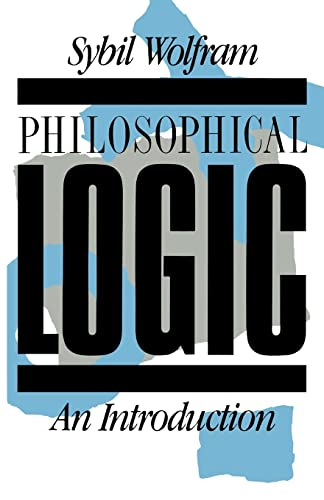 9780415023184: Philosophical Logic: An Introduction