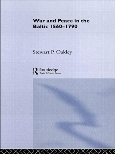 9780415024723: War and Peace in the Baltic, 1560-1790 (War in Context)