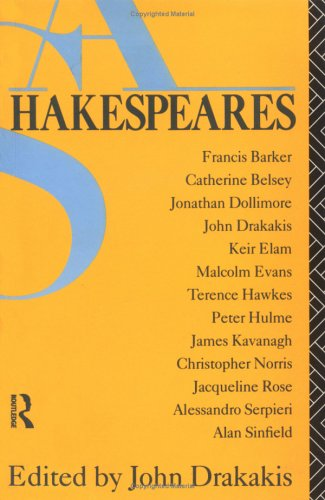 9780415025287: Alternative Shakespeares (New Accents)