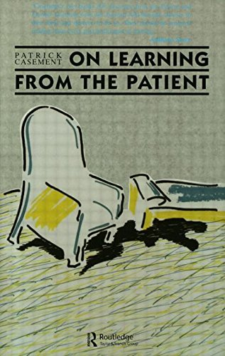 9780415025539: On Learning from the Patient