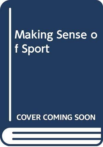 9780415025690: Making Sense of Sport