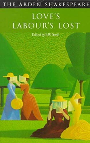 9780415026956: Love's Labour's Lost (The Arden Edition of the Works of William Shakespeare)