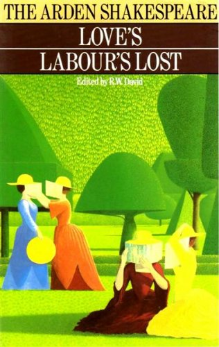 "9780415026956: ""Love's Labour's Lost"" (Arden Shakespeare)"