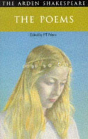 9780415027526: Poems (Arden Shakespeare)
