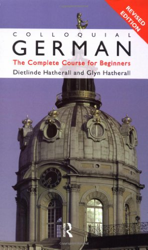 9780415027991: Colloquial German (Colloquial Series)