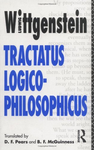 9780415028257: Tractatus Logico-Philosophicus: English Translation