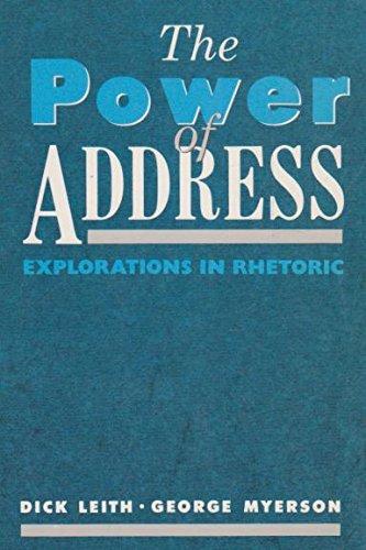 9780415029384: Power Address Pb