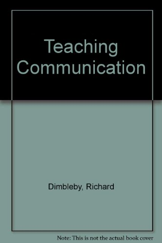 Teaching Communication: Richard Dimbleby, Graeme