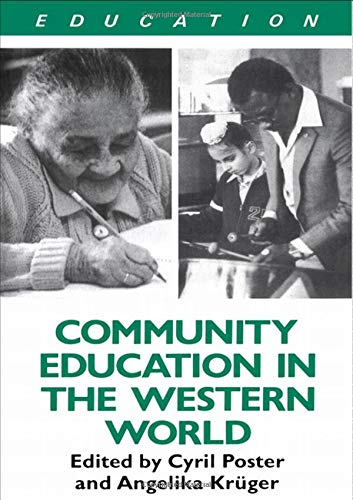 9780415031400: Community Education and the Western World