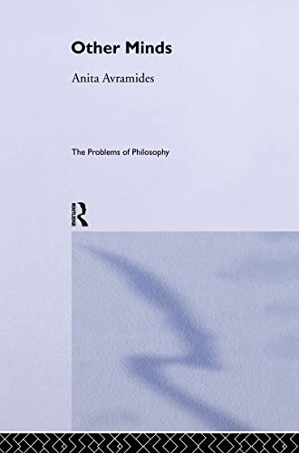 9780415033367: Other Minds (Problems of Philosophy)