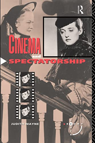 9780415034166: Cinema and Spectatorship (Sightlines)
