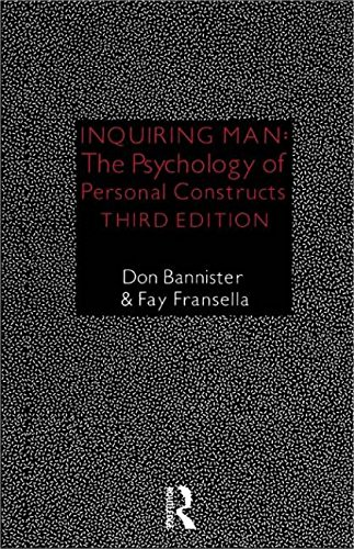 9780415034609: Inquiring Man: Theory of Personal Constructs