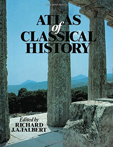 9780415034630: Atlas of Classical History