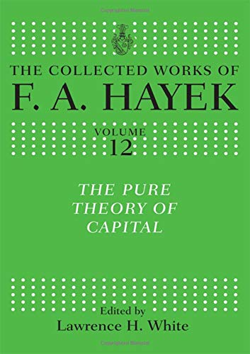 9780415035279: The Pure Theory of Capital. Routledge. 2007.