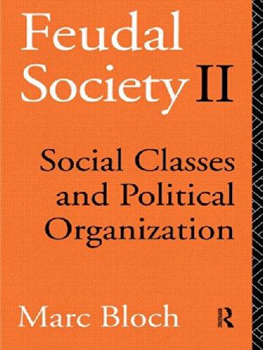 9780415039185: Feudal Society: Vol 2