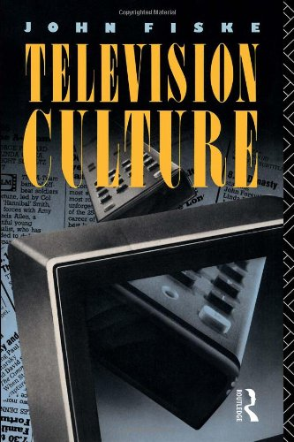 9780415039345: Television Culture (Studies in Communication Series) (Volume 3)