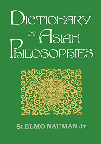 9780415039710: Dictionary of Asian Philosophies