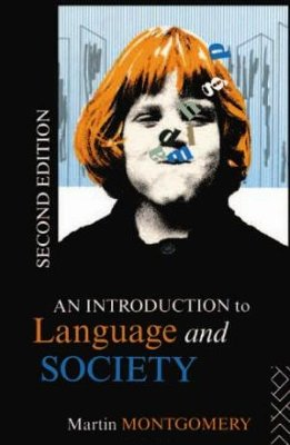 9780415040020: An Introduction to Language and Society (Studies in Communication)