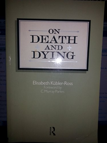 9780415040150: On Death and Dying