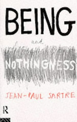 being and nothingness by sartre jean paul abebooks being and nothingness an essay on phenomenological jean paul sartre
